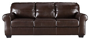 Canterelli Queen Sofa Sleeper, Chestnut, large