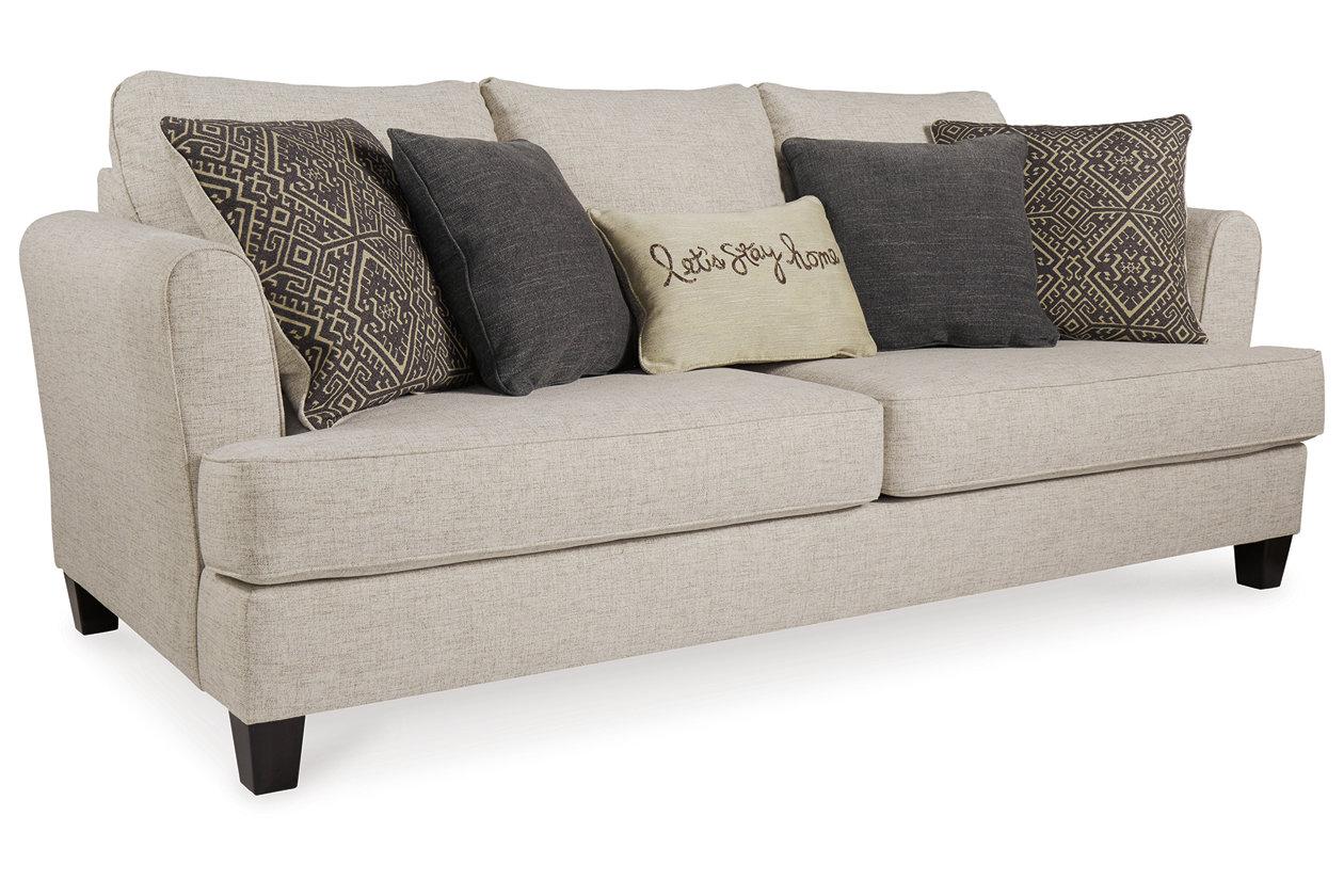 Miraculous Alcona Sofa Ashley Furniture Homestore Inzonedesignstudio Interior Chair Design Inzonedesignstudiocom