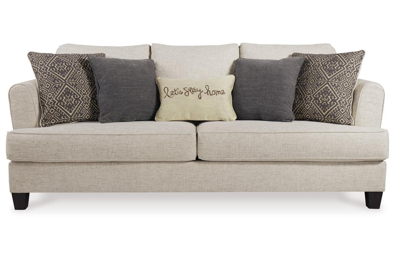 Sensational Alcona Sofa Ashley Furniture Homestore Theyellowbook Wood Chair Design Ideas Theyellowbookinfo