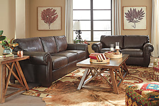 Lorton Sofa And Loveseat, ...