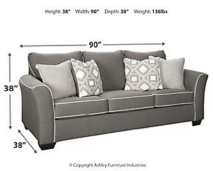 Domani Sofa, , large