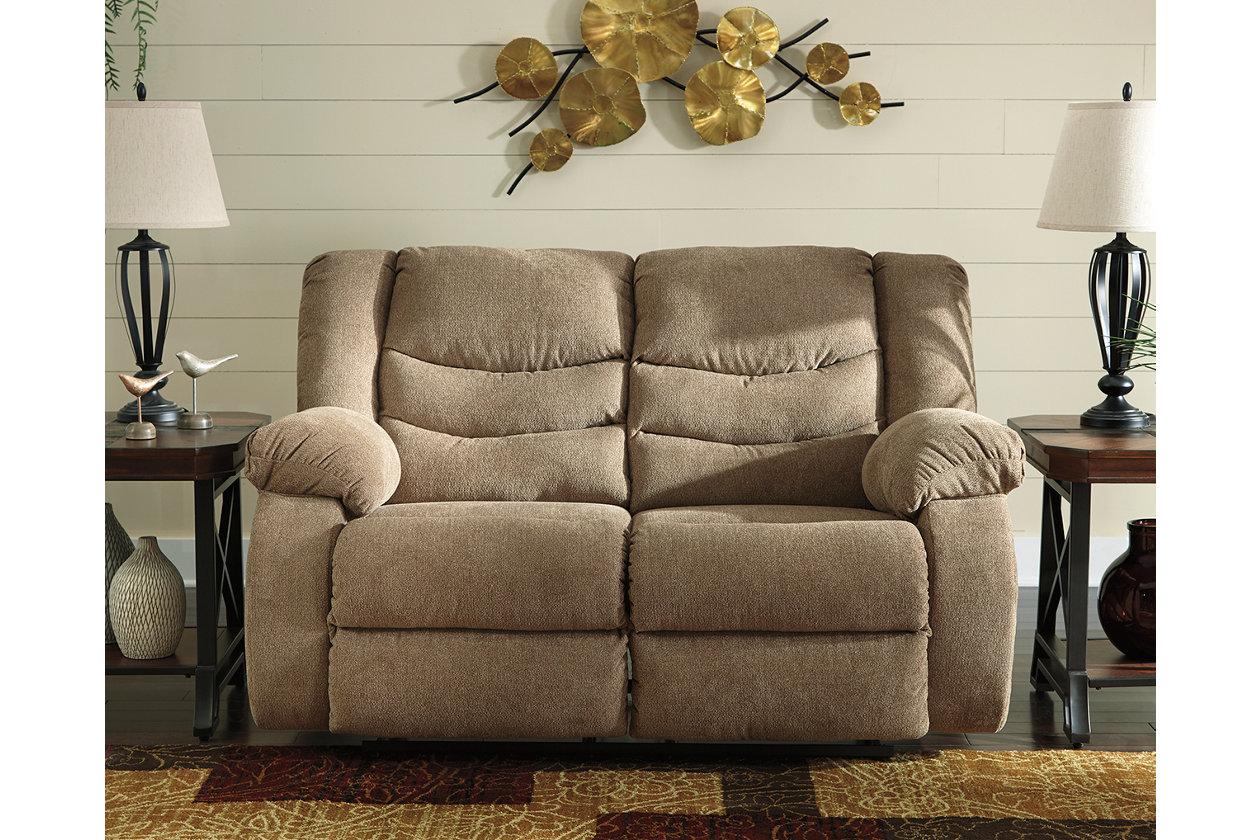 Sensational Tulen Reclining Loveseat Ashley Furniture Homestore Pdpeps Interior Chair Design Pdpepsorg
