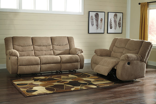 Tulen Reclining Sofa Ashley Furniture Homestore