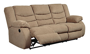 Tulen Sofa and Loveseat, Mocha, large