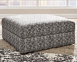 Kellway Ottoman With Storage, , rollover
