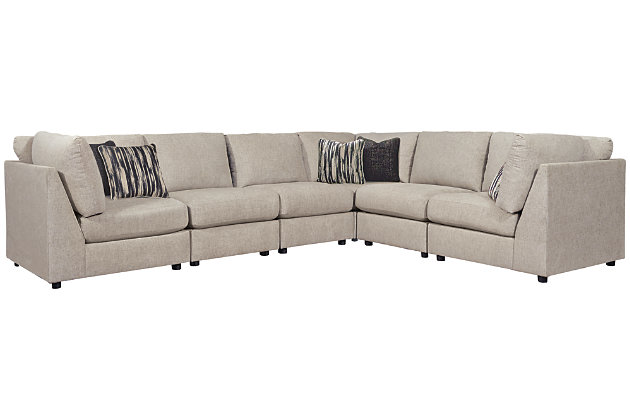 Kellway 6-Piece Sectional, , large
