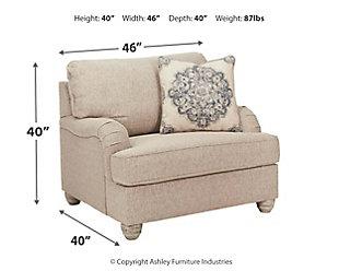 Dandrea Oversized Chair, , large