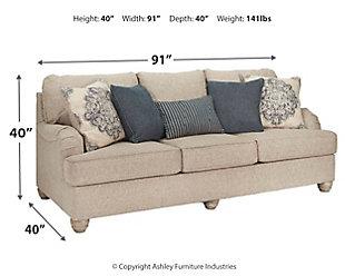 Dandrea Sofa, , large