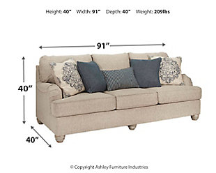 Dandrea Queen Sofa Sleeper, , large