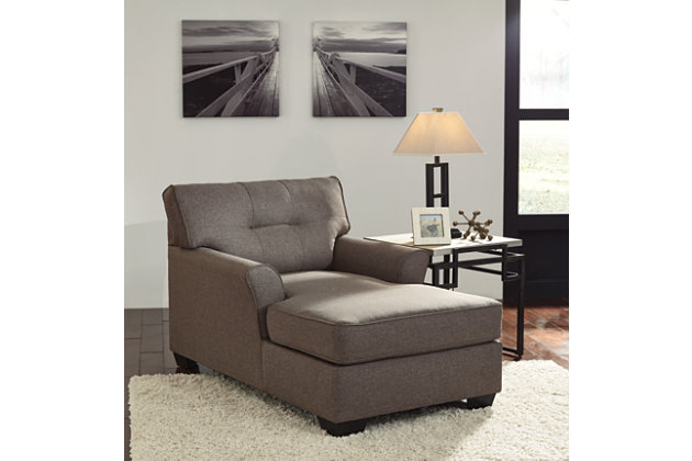 Tibbee Sofa and Chaise, , large
