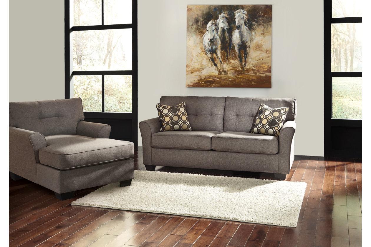Surprising Tibbee Chaise Ashley Furniture Homestore Dailytribune Chair Design For Home Dailytribuneorg