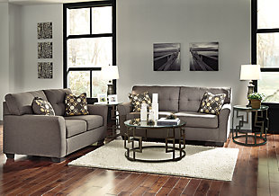 Tibbee 5 Piece Living Room Set