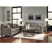 Tibbee 5 Piece Living Room Set