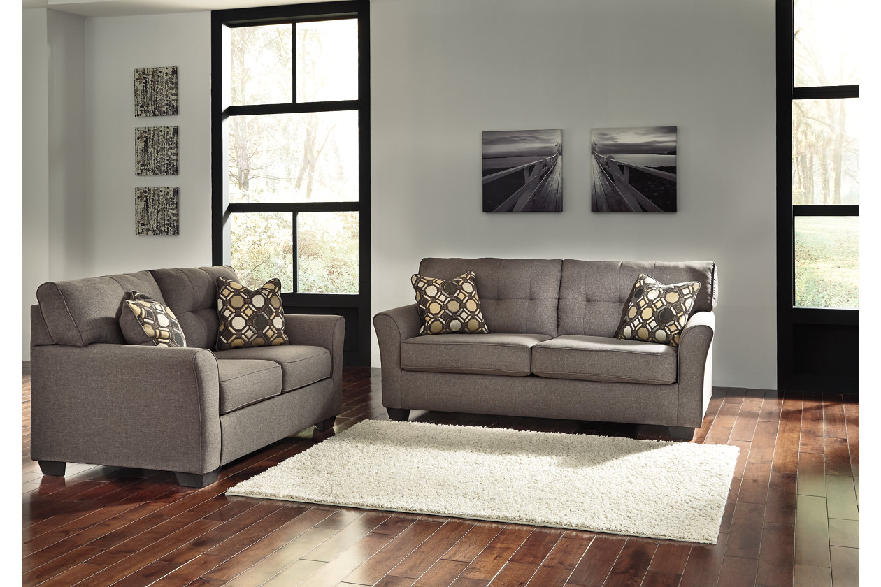 Gentil Tibbee Sofa And Loveseat, ...