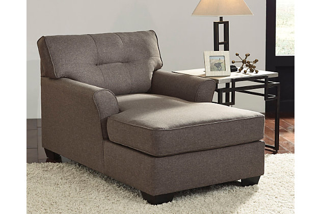 Tibbee chaise ashley furniture homestore for Ashley chaise lounge sofa