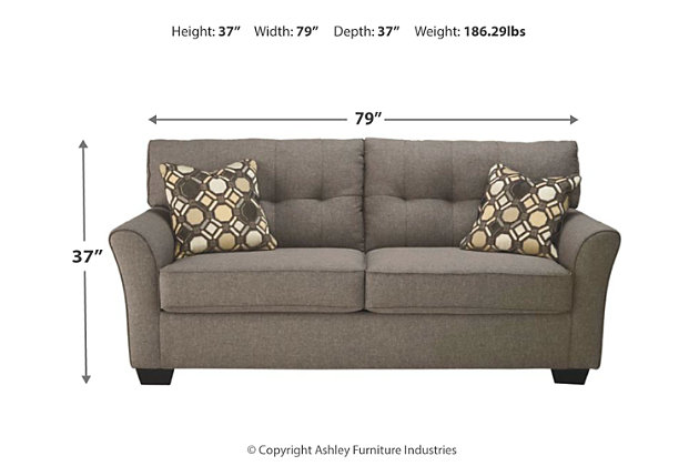 Tibbee Full Sofa Sleeper Ashley