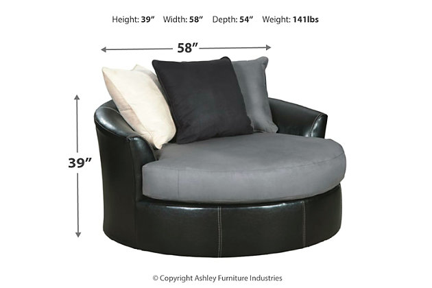 Jacurso Oversized Chair Ashley Furniture Homestore