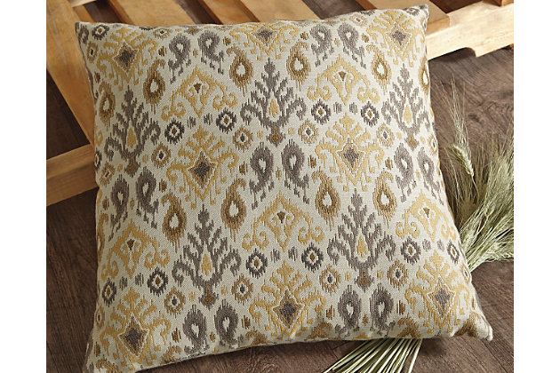Damarion Pillow by Ashley HomeStore, , Poly Jacquard (100 %)