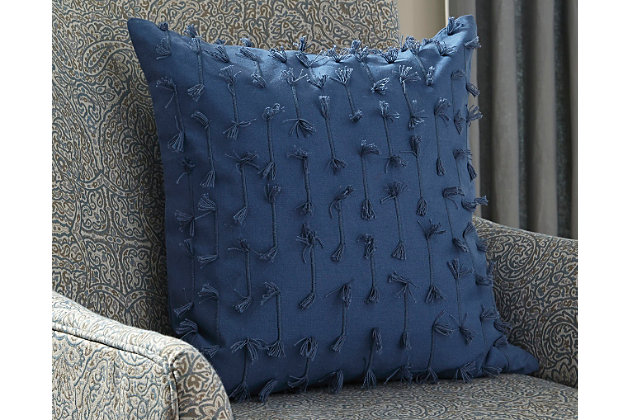Blue Eleri Pillow by Ashley HomeStore