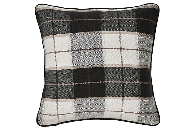 Raylan Pillow by Ashley HomeStore, Black