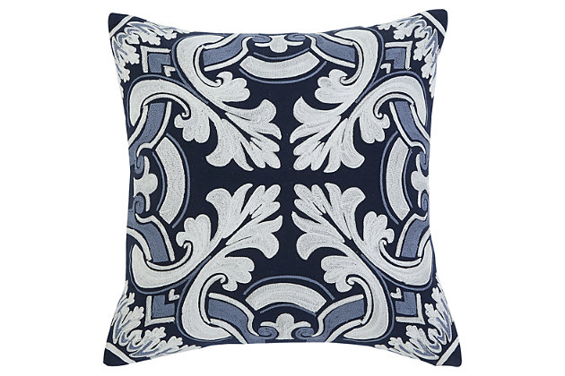 Medallion Pillow, , large