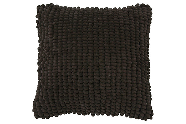 Lukas Pillow by Ashley HomeStore, Black