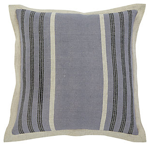 Striped Pillow, , large