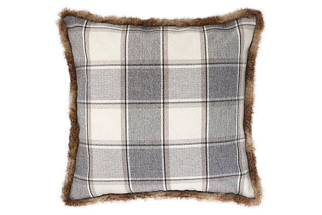Smythe Pillow by Ashley HomeStore, Gray