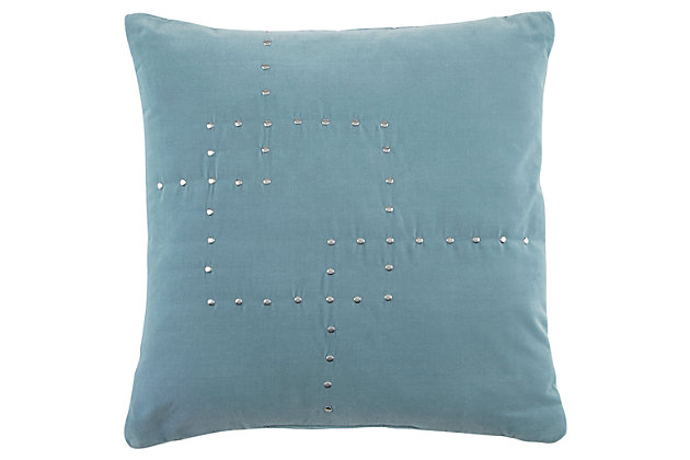 Asael Pillow by Ashley HomeStore, Green