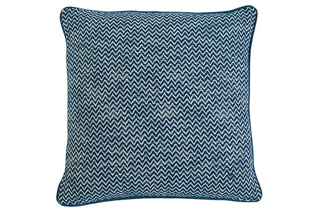 Chevron Pillow, , large
