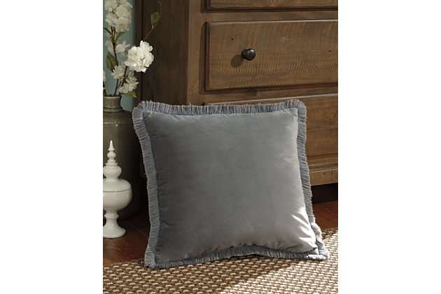D'Artagnan Pillow by Ashley HomeStore, Gray