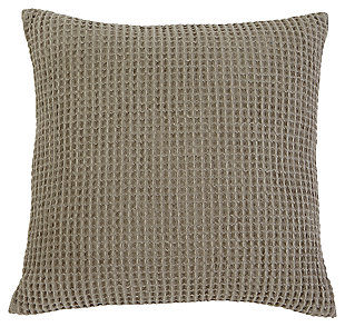 Patterned Pillow and Insert, , large
