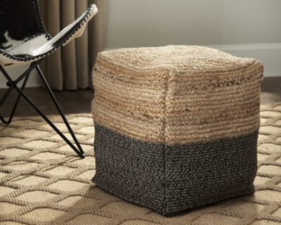 Sweed Valley Pouf, , large