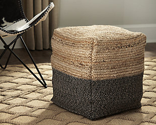 Sweed Valley Pouf, , rollover