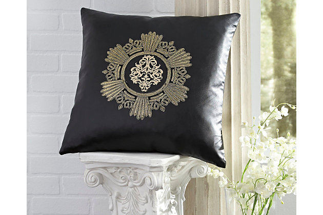 Gray Killeen Pillow by Ashley HomeStore