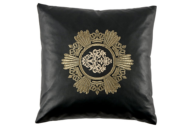 Killeen Pillow by Ashley HomeStore, Gray