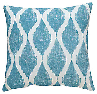 Bruce Pillow, Turquoise, large