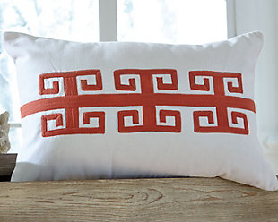 Amadeo Pillow, Coral, rollover