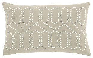 Simsboro Pillow, Natural, large