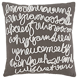 Alfie Pillow and Insert, , large