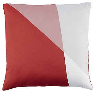 Glendive Pillow, Red, large