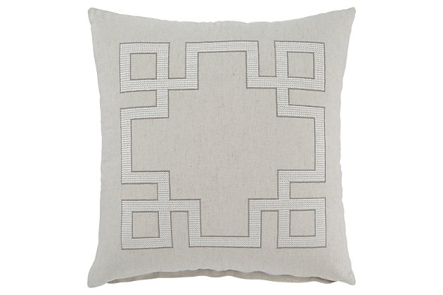 Parkman Pillow Cover, , large