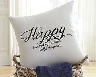 Happy Pillow, , rollover