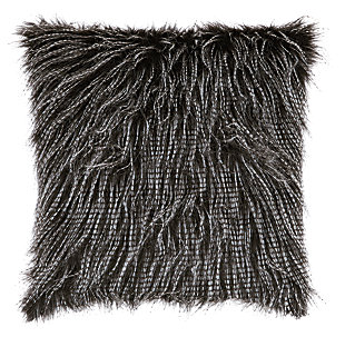 Ryley Pillow, Black, large