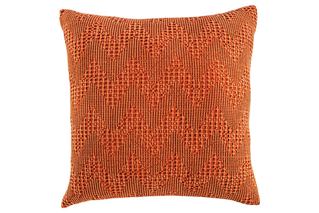 Dunford Pillow, Rust, large
