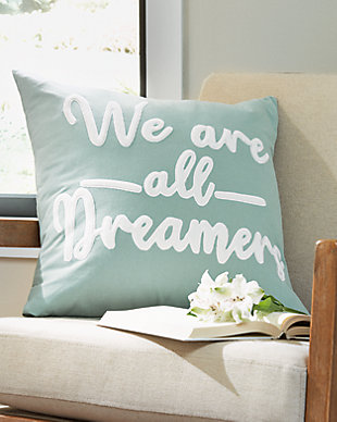 Dreamers Pillow, , rollover