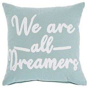 Dreamers Pillow, , large
