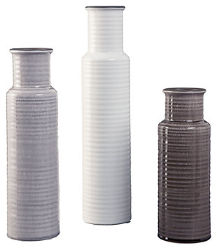 Deus Vase (Set of 3), , large