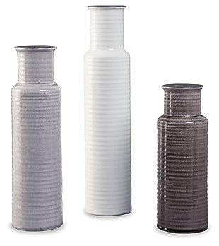 Deus Vase (Set of 3), , large