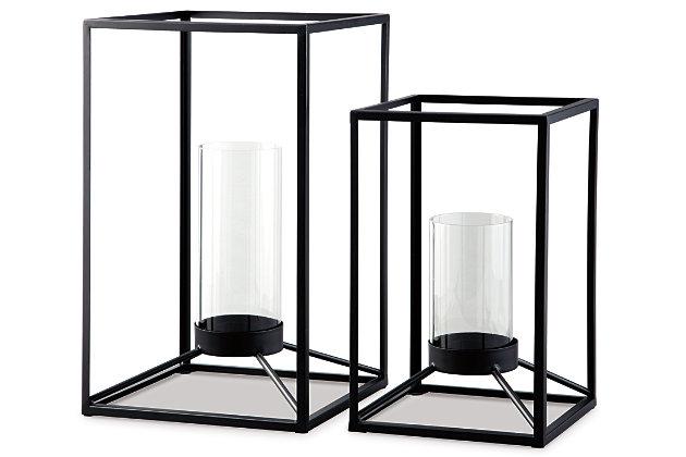 Dimtrois Lantern (Set of 2), , large